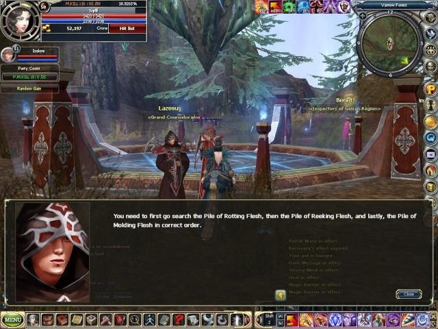 Dark Elf Mage to Warlock Rohan016