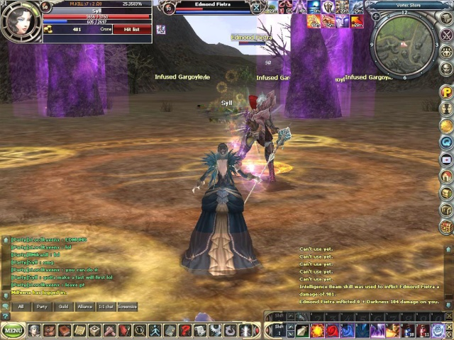Dark Elf Mage to Warlock Rohan017