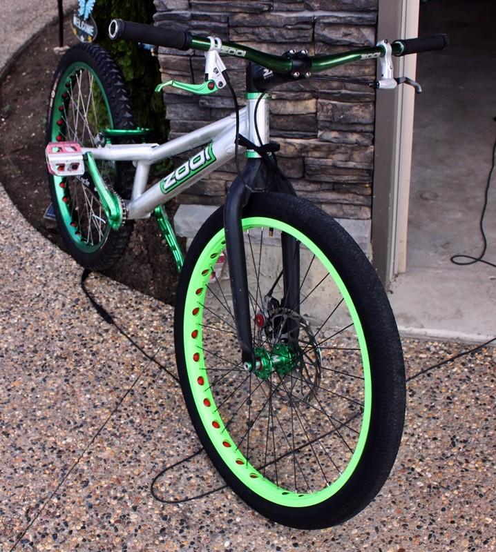 Specialized Bike Zoo110