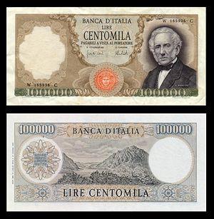 quale la banconota italiana che ricordate con affetto particolare? 1514