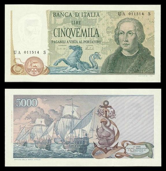 quale la banconota italiana che ricordate con affetto particolare? 1913