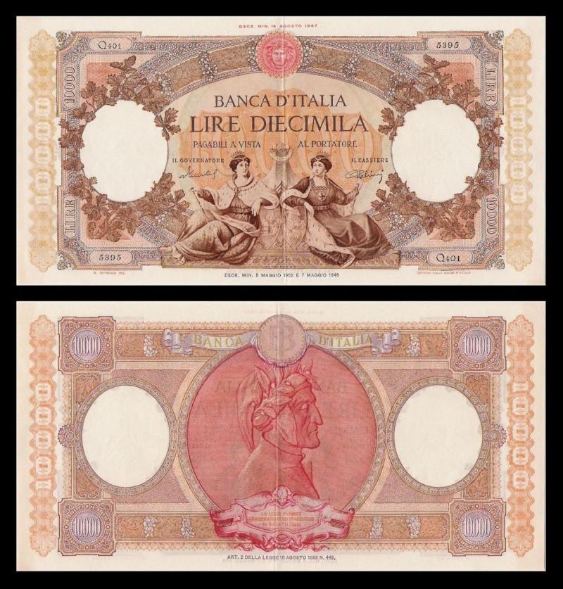 quale la banconota italiana che ricordate con affetto particolare? 2211