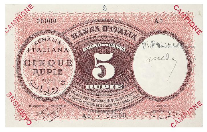 quale la banconota italiana che ricordate con affetto particolare? 2612