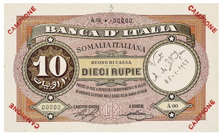 quale la banconota italiana che ricordate con affetto particolare? 2713