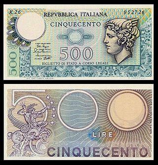 quale la banconota italiana che ricordate con affetto particolare? 2812
