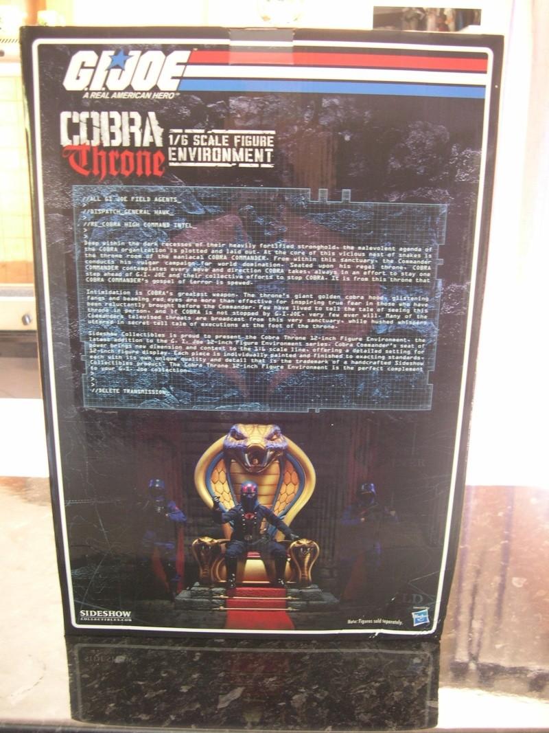 COBRA - THRONE ENVIRONMENT Dscn5617
