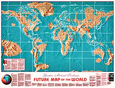 Timeline to 2012 world future maps. Cambio10