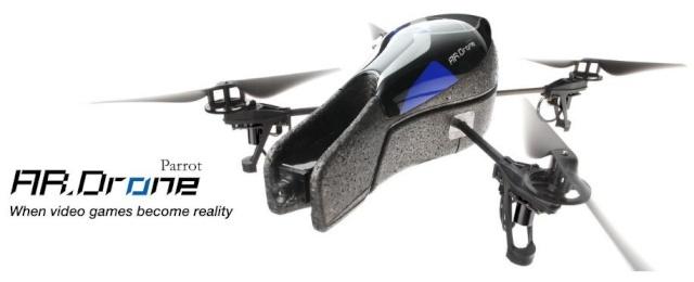 AR-DRONE Parrot ! Ar-dro10