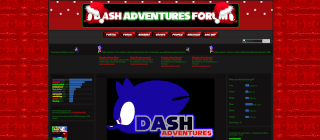 Dash Adventure Forum Layouts 2010! Screen10