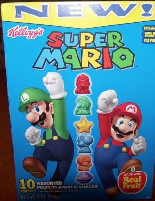 Mario Gummies... YAY... Not Really. Screen12