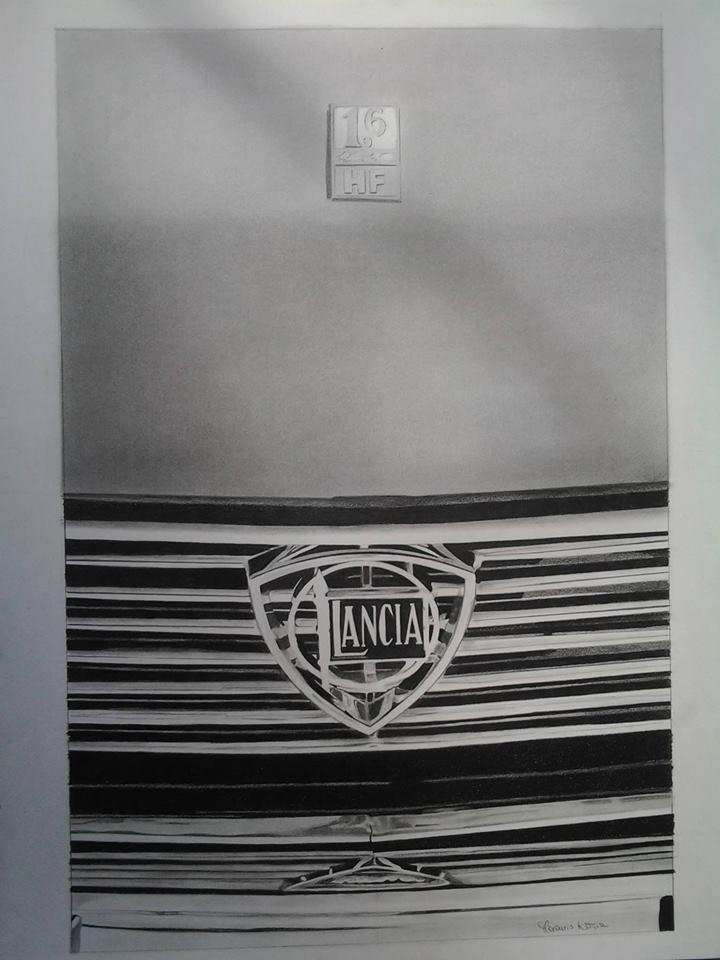 Galleria d'arte Lancia Fulvia 110