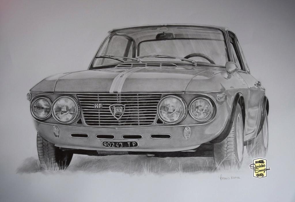 Galleria d'arte Lancia Fulvia 210