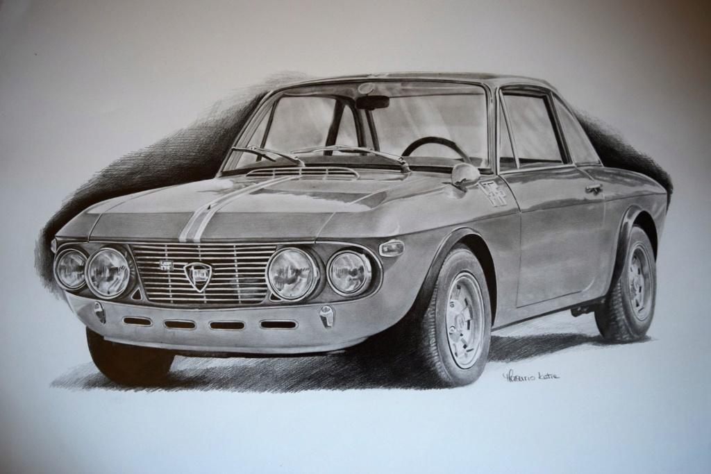 Galleria d'arte Lancia Fulvia 510