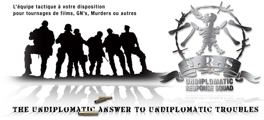 Undiplomatic Response Squad