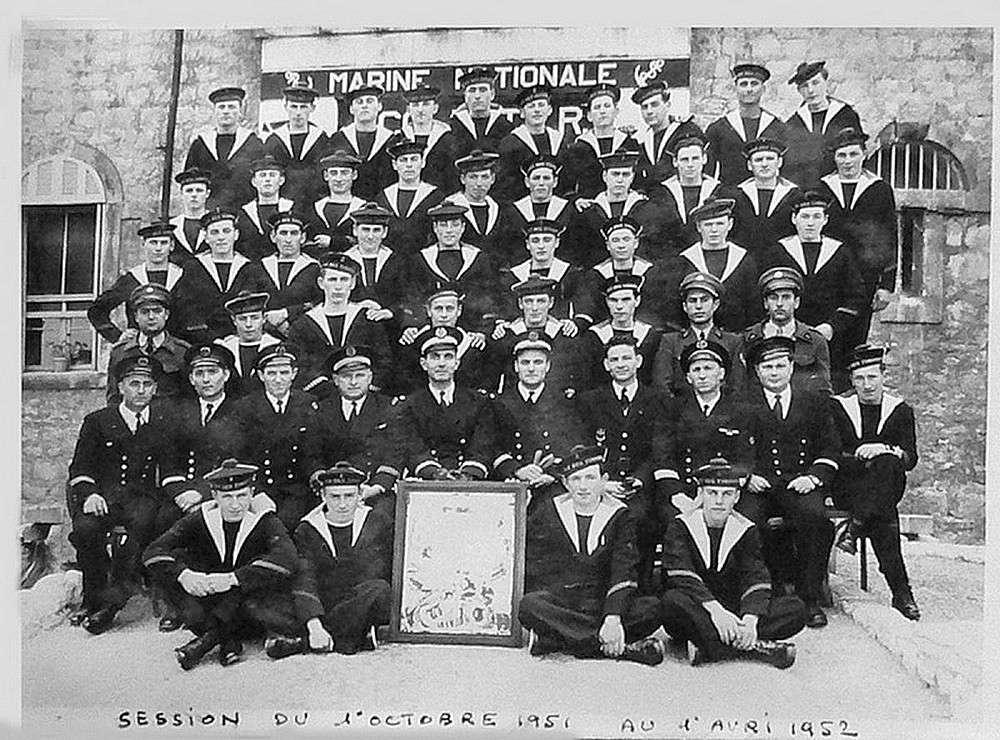 [Les écoles de spécialités] ÉCOLE DES TIMONIERS - TOME 2 1951_110