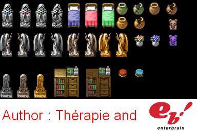 Usine Thérapeutique  Objets12