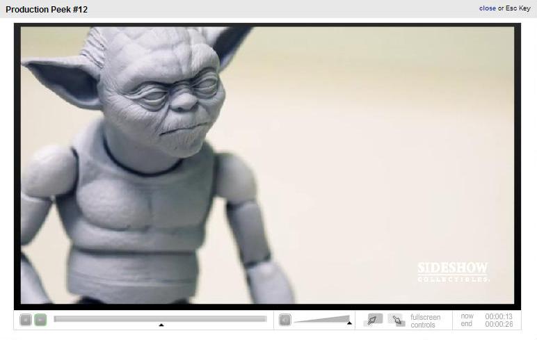 yoda 12 inch Yoda210