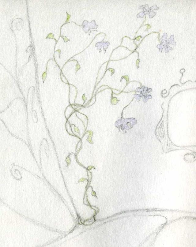 Mes dessins .... inachevés / Autres - Nuage Img08010
