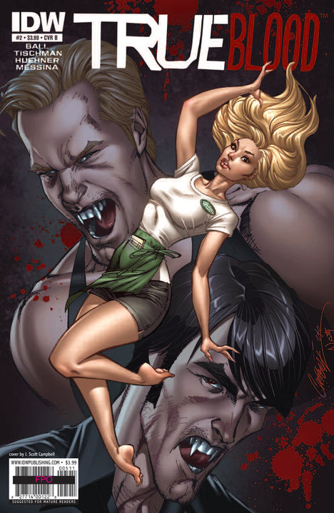 True Blood: la BD 31149_11