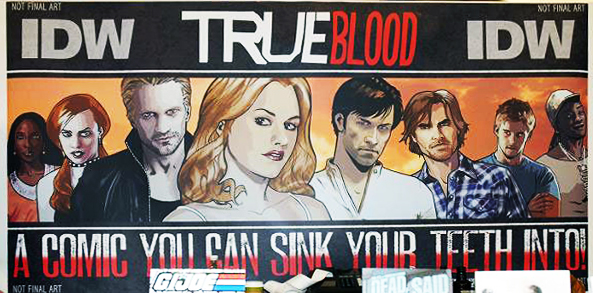 True Blood: la BD Comic-10