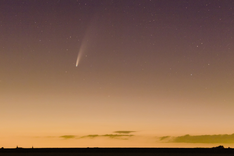 Comète Neowise C/2020 F3 C2020f10