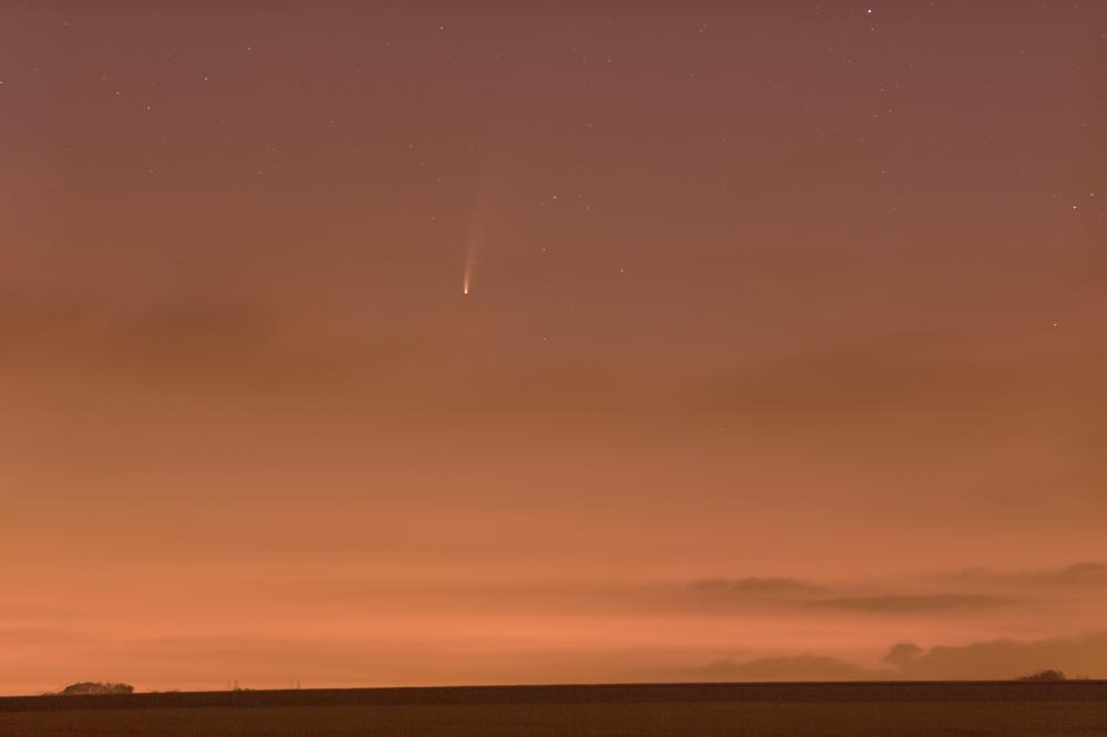 Comète Neowise C/2020 F3 C2020f11