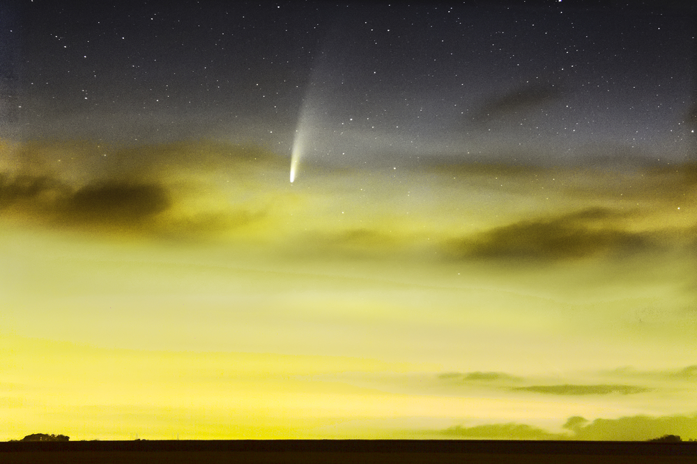 Comète Neowise C/2020 F3 C2020f12