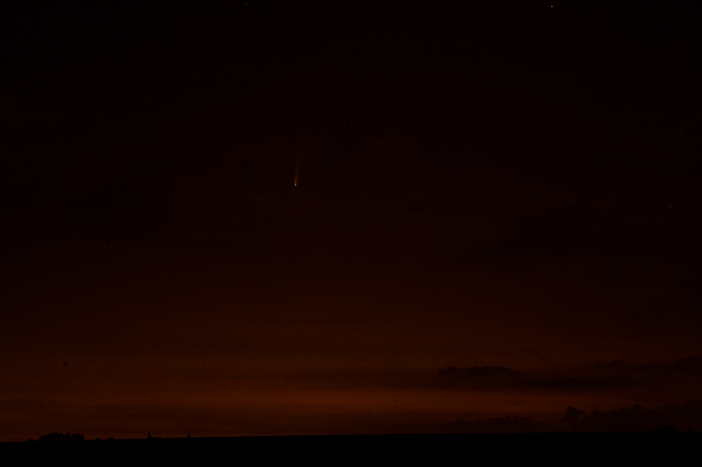 Comète Neowise C/2020 F3 Img_1010