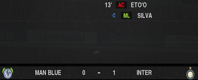 J18/ M.City 0-1 Inter 2163