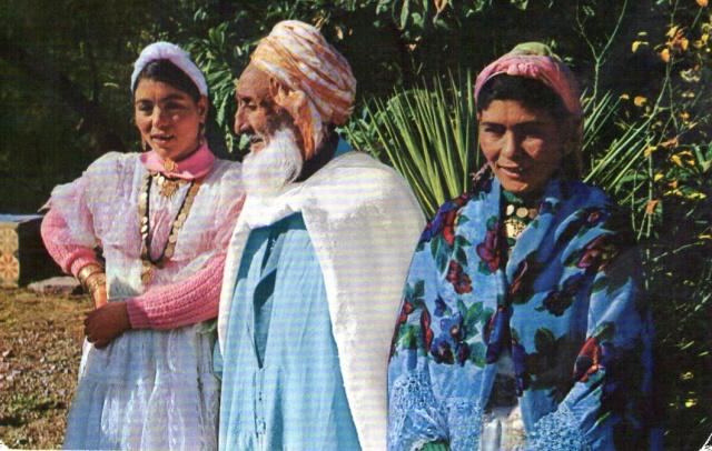 Le tourisme à Bousaâda (époque coloniale) El_kha10