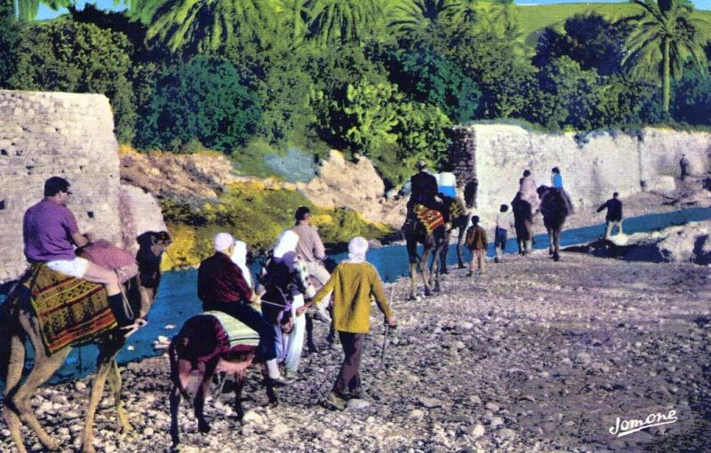 Le tourisme à Bousaâda (époque coloniale) Excurs10