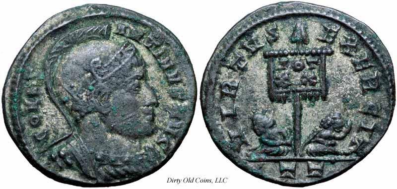 monnaie casqué Ric11410