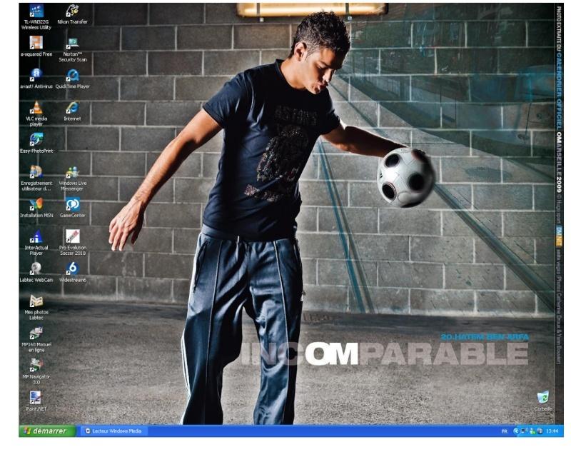 Screen de votre Bureau Windows/Mac/linux... - Page 2 Ben_ar10