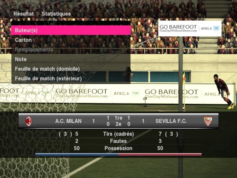 J17/ Milan 1 - 1 Seville Milan-10