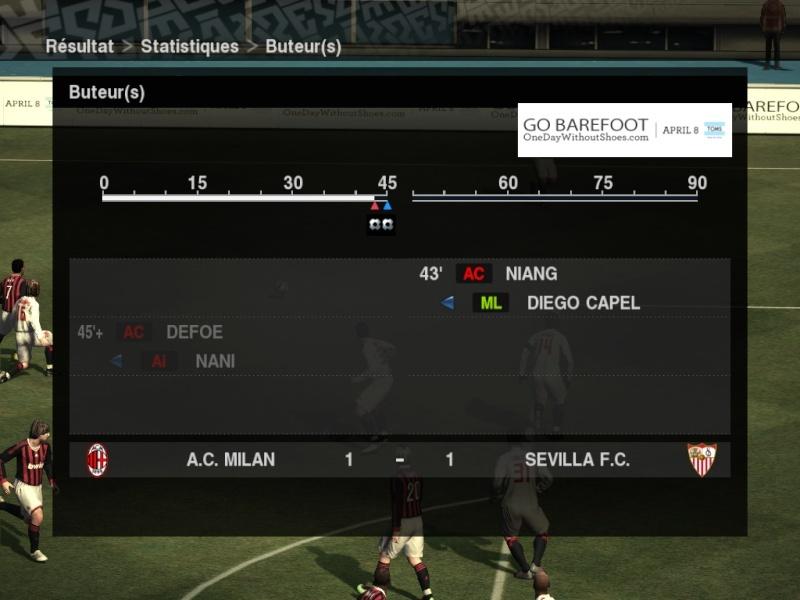 J17/ Milan 1 - 1 Seville Milan-11