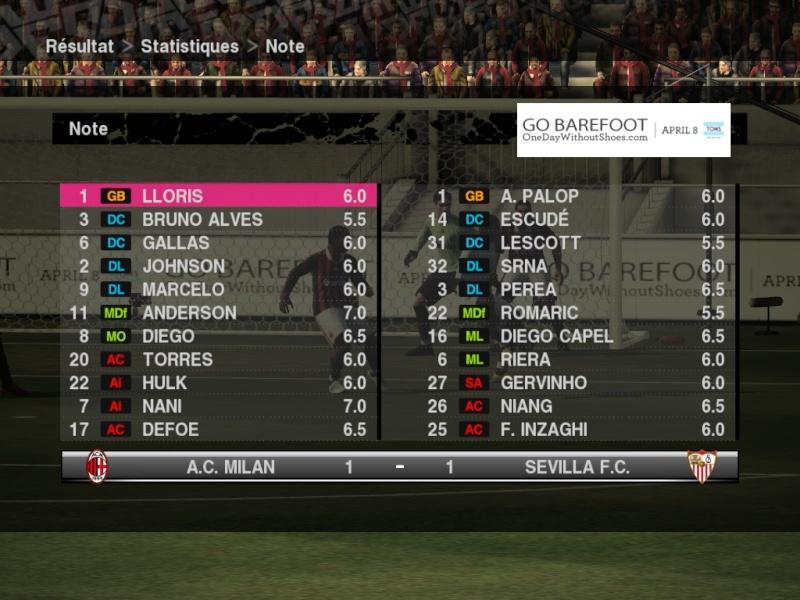 J17/ Milan 1 - 1 Seville Milan-13