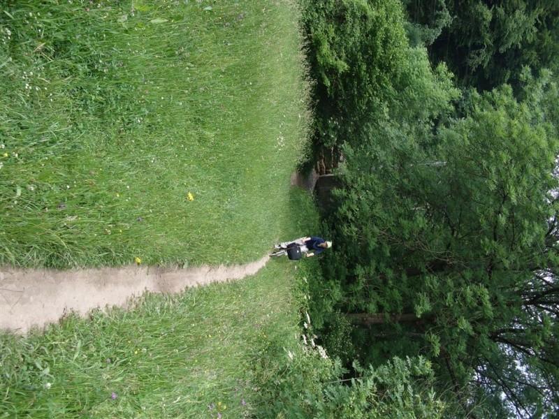 RAVeL 5 Ourthe Liege - Durbuy - Itinéraire N°7 - Sur la route des Ardennes Entre_15