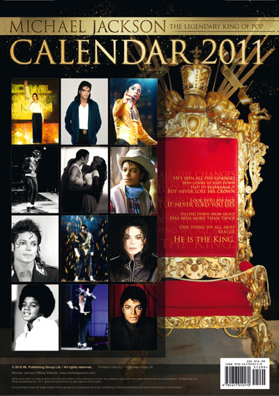 Plus de visuels sur les calendriers officiels 2011... 2011e10