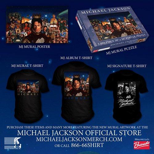 "Merchandising ""MICHAEL""... Merch110"