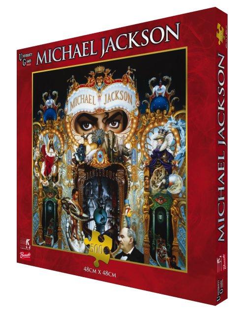 Puzzles Michael Jackson... Puzzle11