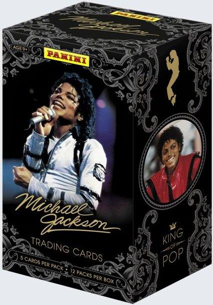Panini : Nouvelle cartes Michael Jackson à collectionner... Tc110