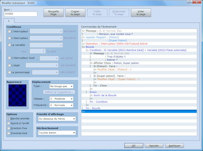 [Event] Créer une variable donnant le nombre d'objets dans l'inventaire Variab12