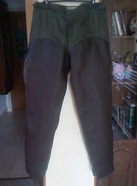 pantalon de chasse cuir ...votre avis - Page 3 Photo010