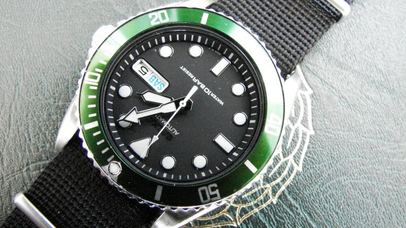 """Seiko Diver 100 """"custommade"""" Dsc00410"""