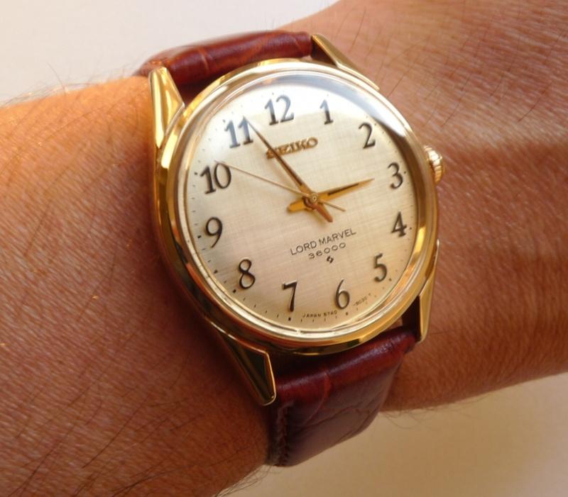 Seiko anciennes  Wrist310