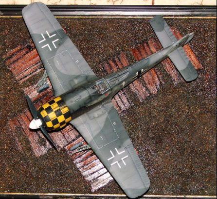 1/32nd Focke Wulf Fw190 A5 115