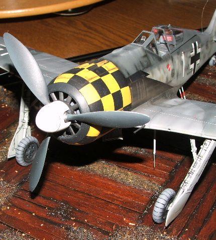 1/32nd Focke Wulf Fw190 A5 312