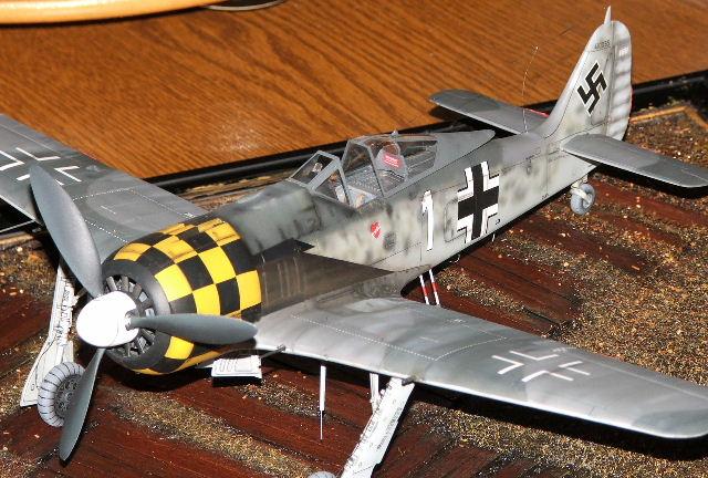 1/32nd Focke Wulf Fw190 A5 412