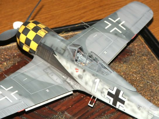 1/32nd Focke Wulf Fw190 A5 512