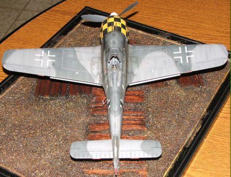 1/32nd Focke Wulf Fw190 A5 612